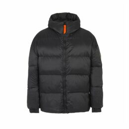 Mika Mat Padded Puffa Jacket with Hood