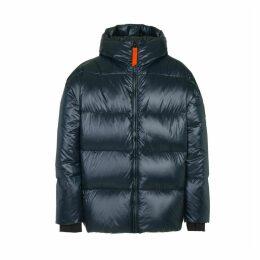 Mika Glossy Padded Jacket