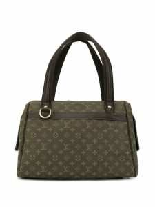 Louis Vuitton Pre-Owned Josephine PM tote - Green