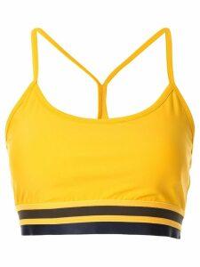 Nylora Celie tank top - Yellow