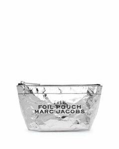 Marc Jacobs Trapeze Large Foil Cosmetics Case