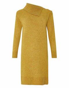 Monsoon Perrie Nep Jumper Dress