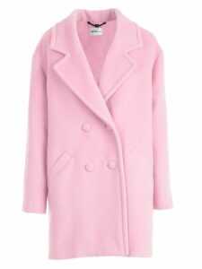 Be Blumarine Coat Double Breasted Over