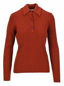 Salvatore Ferragamo Polo-style Sweater