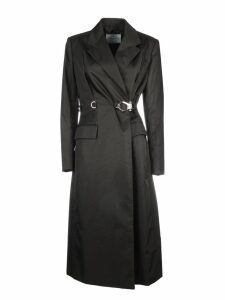 Prada Gambardine Nylon Raincoat