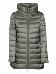 Save the Duck Large Stand-up Neck Padded Parka