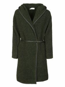 Fabiana Filippi Belted Coat