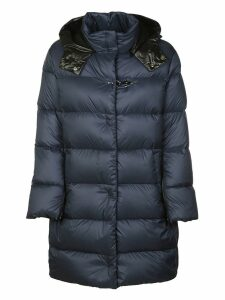 Fay Concealed Lock Padded Parka