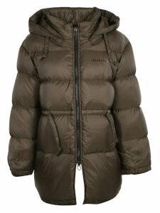 Acne Studios Concealed Drawstring Hooded Padded Jacket