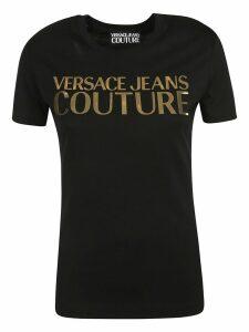 Versace Jeans Couture Jersey Mode Logo T-shirt