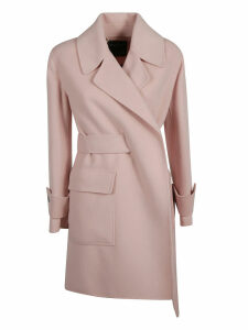 Max Mara Wrapped Belted Trench