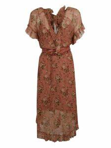 Zimmermann Espionage Frilled Dress