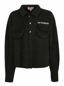 Natasha Zinko Two Cargo Pocket Buttoned Shirt
