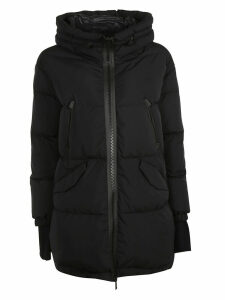 Herno Side Flap Pocket Side Zipped Pocket Zipped Padded Parka