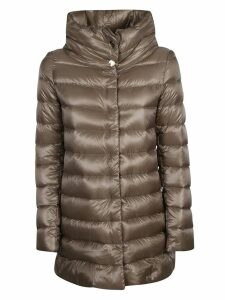 Herno Concealed High Neck Padded Parka