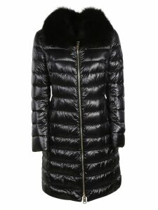 Herno Furry Collar Zipped Padded Parka