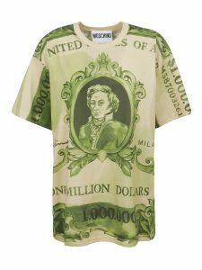 Patterned Cotton T-shirt