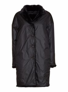 Aspesi Mid-length Raincoat