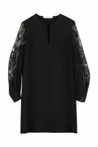 Givenchy Lace Sleeves Dress