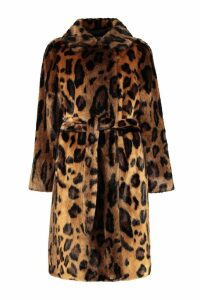 STAND STUDIO Irina Faux Fur Coat