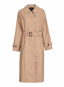 Aspesi Distressed Finish Trench Coat