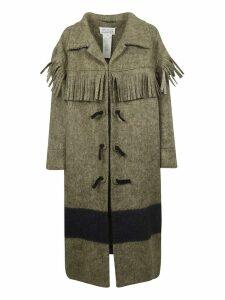 Maison Margiela Tassel Detail Duffle Coat