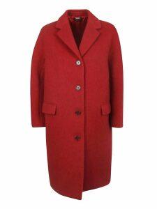 Aspesi Oversize Buttoned Coat