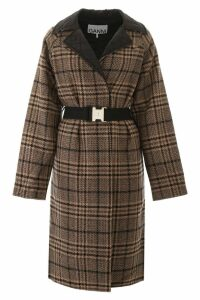 Ganni Reversible Coat