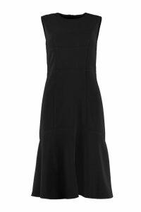 Pinko Salire Stretch Crepe Dress