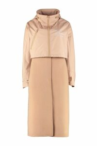 Pinko Misaki Layered Long Coat