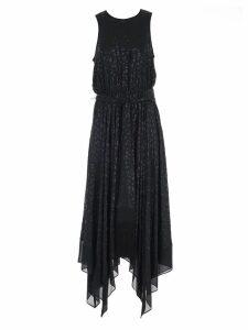 MICHAEL Michael Kors Dress W/s Long W/belt Animalier