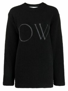 Off-White Oversize Sweater