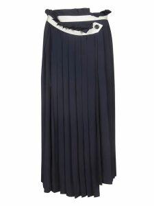 Golden Goose Hasu Pleated Skirt