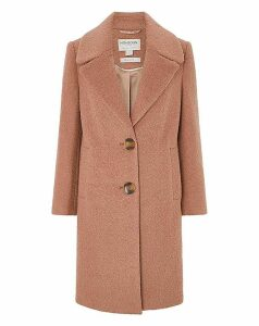 Monsoon Billie Boucle Coat