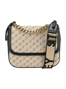 Stella Mccartney Monogram Chain Shoulder Bag