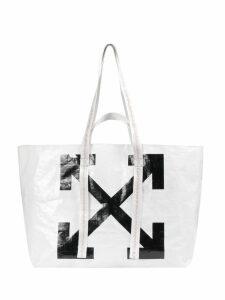 Off-White White Arrows Tote Bag