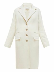 Gabriela Hearst - Julio Cashmere Cocoon Coat - Womens - Ivory