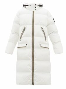 Bogner - Honey D Down Filled Long Coat - Womens - White