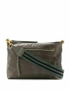 Isabel Marant Nessah shoulder bag - Brown