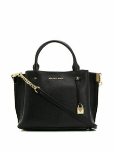 Michael Michael Kors Arielle leather tote - Black