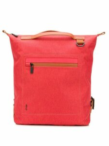 Ally Capellino mini Hoy Travel & Cycle backpack - Red