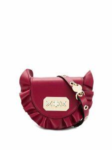 Red Valentino RED(V) Rock Ruffles belt bag