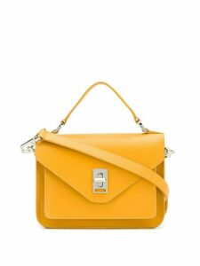 Rebecca Minkoff mini Darren messenger bag - Yellow