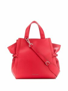 Orciani Fan tote - Red