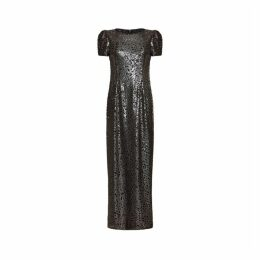 Adrianna Papell Sequin Column Gown