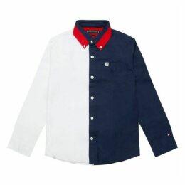 Tommy Hilfiger Colour Block Shirt