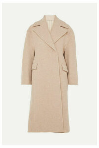 Acne Studios - Olaia Oversized Mélange Wool-blend Coat - Beige