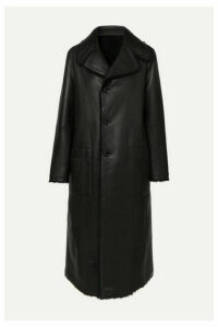 Joseph - Maybelle Reversible Shearling Coat - Black