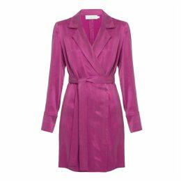 UNDRESS - Meta Pink Mini Blazer Dress