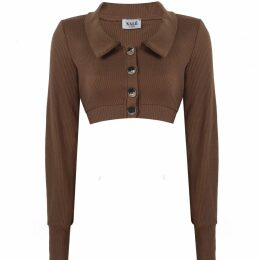 CocooVe - Eadie Circle A-Line Pocket Midi Skirt In Green